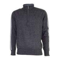Sweater Half Zipper