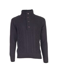 Sweater Boton Medio