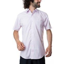 Camisa Lisa Cuello Semi Italiano