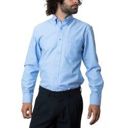 Camisa Oxford Botón Cuello
